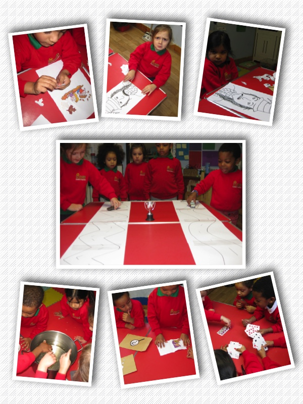 The fun continued with our Explorers group as Yasmine planned fun activities to help the children with phonics and early maths. The book of the week was Winnie in Winter and Explorers made a potion of items that sink or float. This week, we also focused on emotions and it was interesting to see the children's recognition of different emotions and how they convey them.